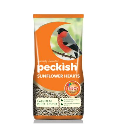 peckish sunflower hearts bird food from 163 8 99 waitrose pet