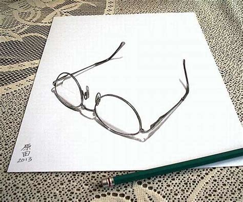 Three D Sketches by These Pencil Drawings Are Three Dimensional Babamail