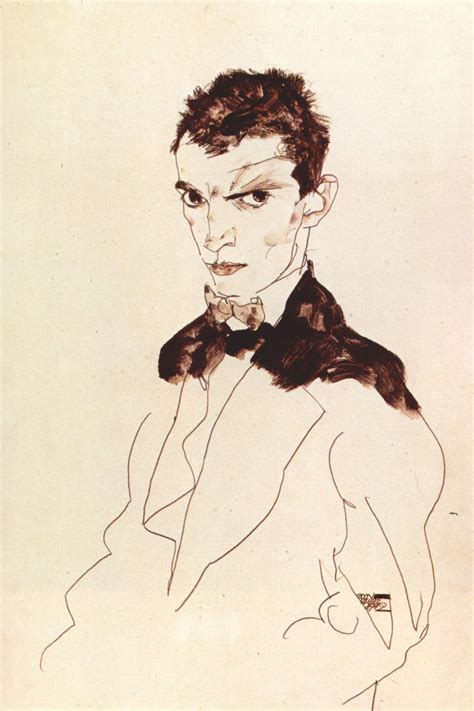 egon schiele selfportrait be shiel drawings art the artists illustrations self portraits egon schiele