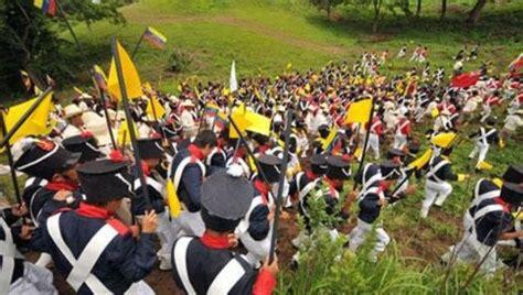 imagenes ejercito realista en fotos venezuela revivi 243 la batalla de carabobo este