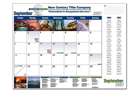 promotional desk calendars calendar template 2016