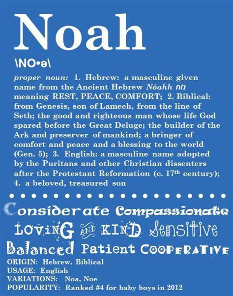 names that mean comfort best 25 noah name ideas on pinterest gallery wall in