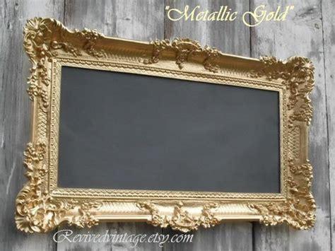 Decorative Framed Chalkboards by Decorative Framed Chalkboard Wedding Decor Signs Magnetic