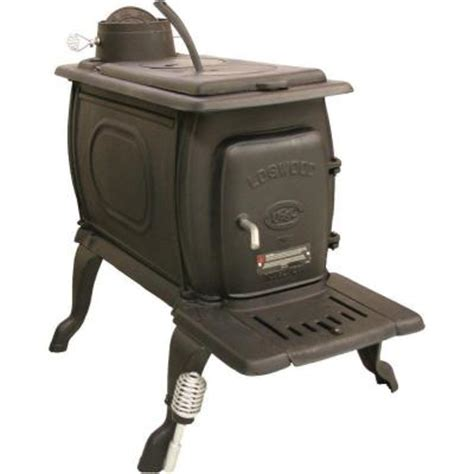 us stove 900 sq ft wood burning stove 1261 the home depot