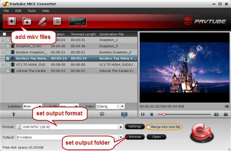 format mkv dvd player convert mkv to dvd with mkv converter