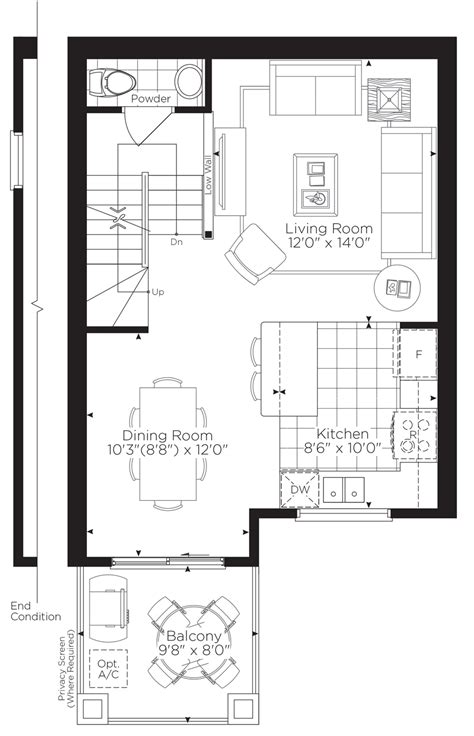 minto terrace home floor plan house design plans