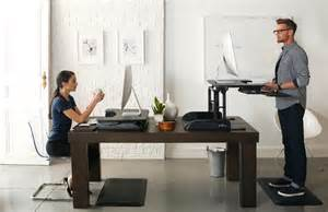could the varidesk make one fitter and more productive
