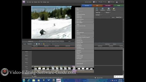adobe premiere pro slow motion effect how to make a slow motion effect adobe premiere elements