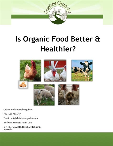 is organic really better is organic food better healthier