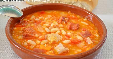 imagenes de judias blancas con chorizo jud 237 as con zanahorias y alubias 25 recetas caseras cookpad