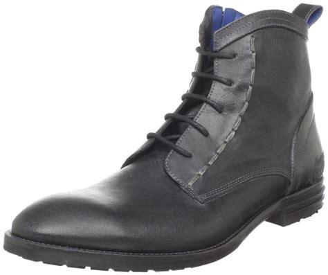 nason mens boots nason nason mens holden laceup boot in black for