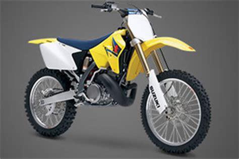 Suzuki Rm250 2008 2008 Suzuki Rm250 Motorcycles Moto123