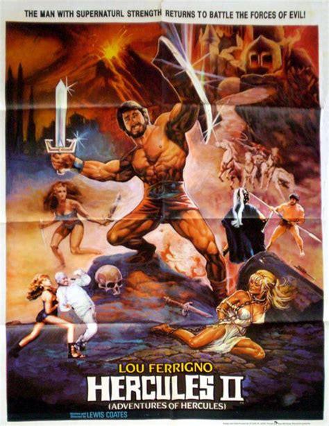 le avventure dell incredibile ercole 1985 movie
