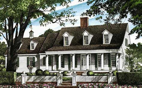 southern traditional house plans house plan 86286 at familyhomeplans com
