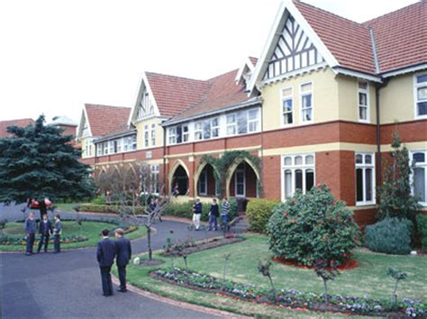what is a boarding house boarding school life scotch college