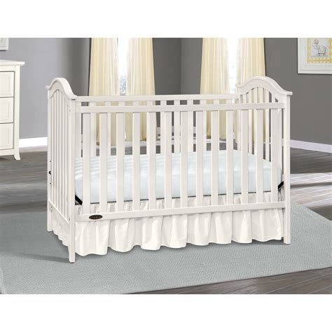 Graco 3 In 1 Convertible Crib Graco Ashland Classic 3 In 1 Convertible Crib White Graco White Toddler Bed Warehousemold
