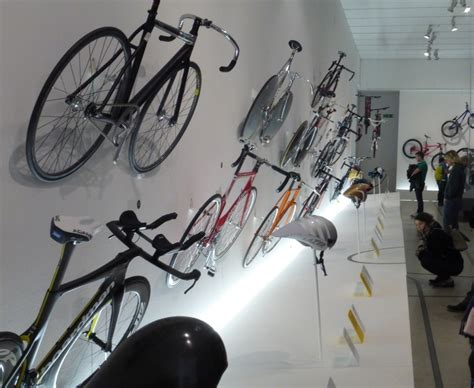 bike exhibition design museum london the lost tribe the cycling revolutions exhibition at the
