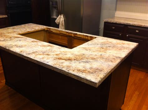 Faux Countertops by Faux Sho Painted Granite Countertops Scharlerama