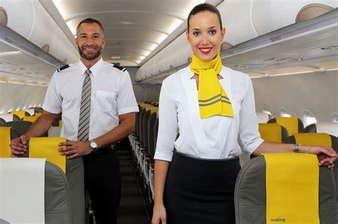 vueling cabin crew vueling airlines cabin crew takingoff