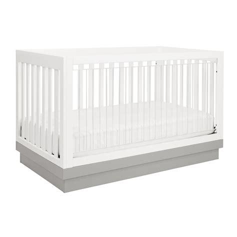 Two Tone Cribs White Espresso by Two Tone Crib Tribeca 4in1 Convertible Crib Babyletto 2