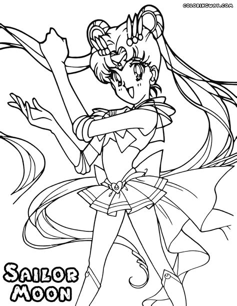 sailor moon coloring book sailor moon coloring pages coloring pages to