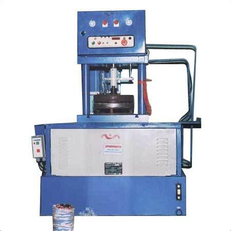Paper Plates Machine - hydraulic single die paper plate machine in new delhi