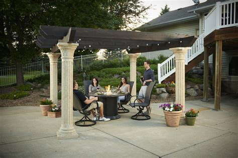 tuscan pergola spring into the outdoors official outdoor living blog
