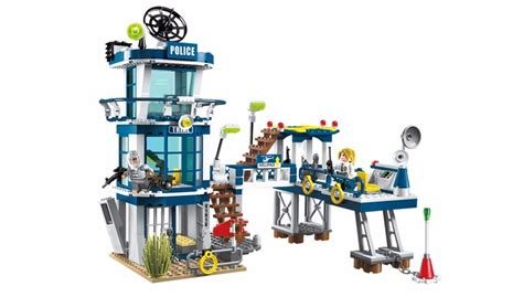 Lego City Series City Toys Kingdom Enlighten 1130 742pcs Brixboy bricker informational site about lego and other bricks