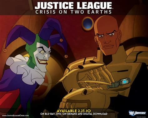 download movie justice league crisis on two earths justice league crisis on two earths dvd oder blu ray