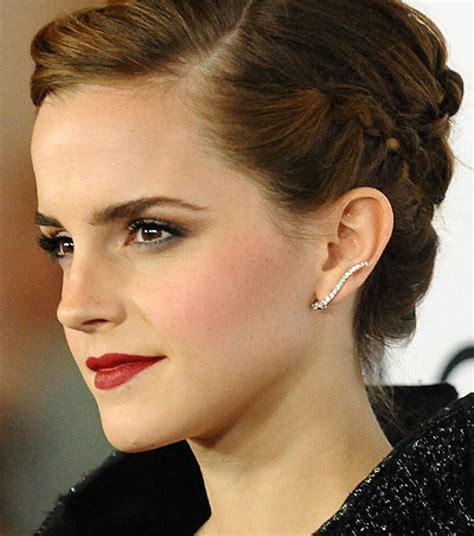 emma watson earrings bijoux d oreille axellehair