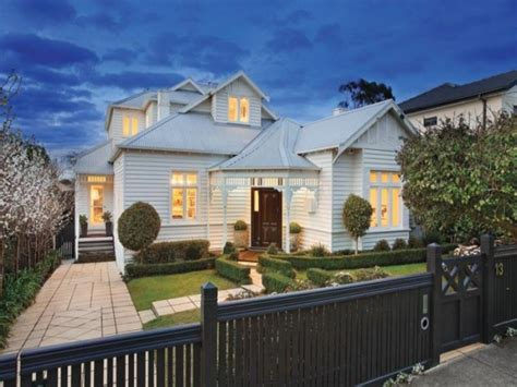 Home Designs Australia Floor Plans by The Weatherboard Look On My New House