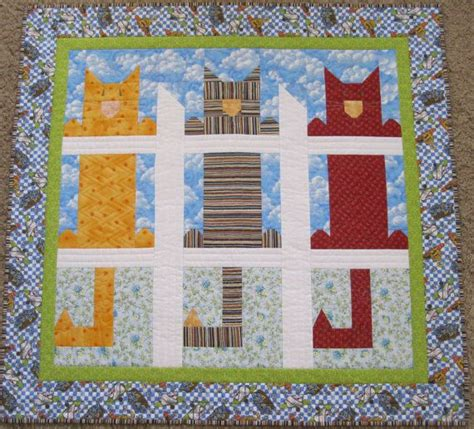 free printable cat quilt patterns 17 best images about cats on quilts on pinterest cat mug
