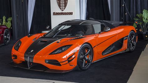 koenigsegg xs price the koenigsegg agera xs is here and it s orange