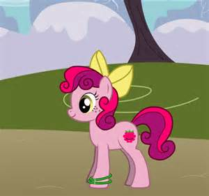My pony i shall call her raspberry whirl