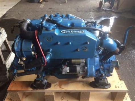 binnenboordmotor diesel te koop sole mini 48 pk diesel binnenboord motor advertentie 610702
