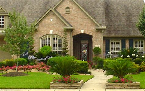 landscaping ideas front yard curb appeal image mag