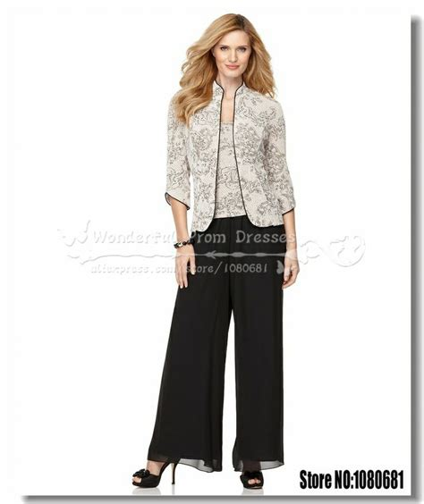 set of 3 fancy coat flax three of the pant suits with jacket us 179 00 5 31 14