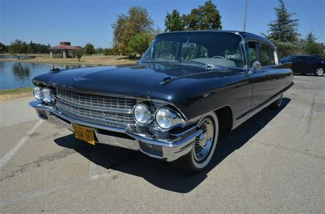 1962 Cadillac Limo by 1962 Cadillac Fleetwood Factory Limo Show Car For Sale