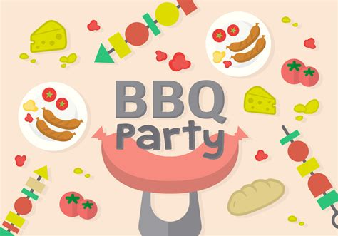 free clipart images free barbecue vector free vector