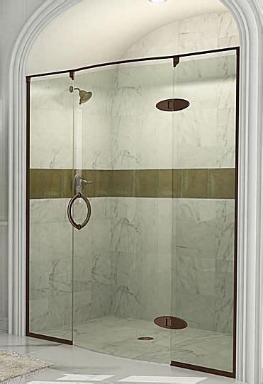 choosing   shower door