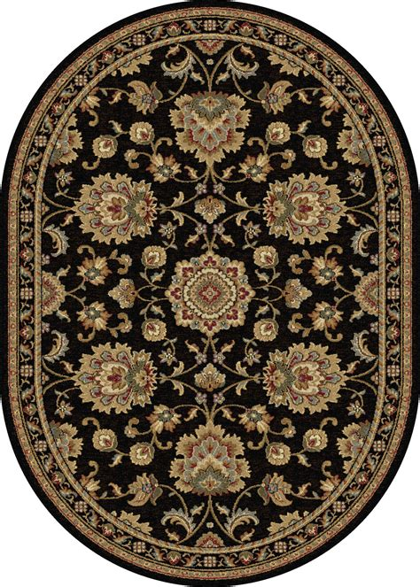 oval accent rugs tayse rugs sensation charlotte oriental 6 7 x 9 6 oval area rug home home decor rugs
