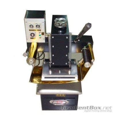 Multifungsi Large Box mesin print multifungsi untuk sting dan klise hotprint