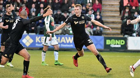 plymouth report report plymouth argyle 1 3 latics news wigan athletic