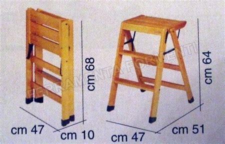 sgabello foppapedretti scale e sgabelli in legno foppapedretti formenti store
