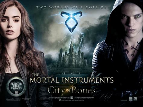 the mortal instruments the mortal instruments city of bones cross culture