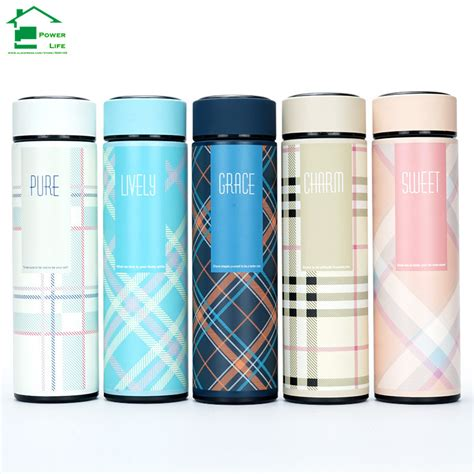 Termos Cangkir Stainles 2016 coffee vacuum flasks thermos stainless steel drink my water bottle 500 ml termos termo cup