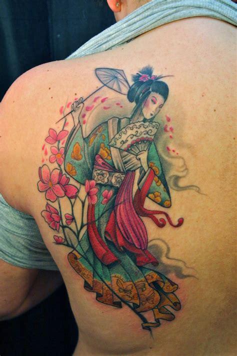 tattoo visage geisha 1001 id 233 es tatouage geisha plaisir et tradition en 40