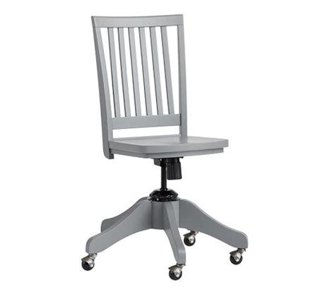 kids swivel desk chair carolina swivel desk chair pottery barn kids