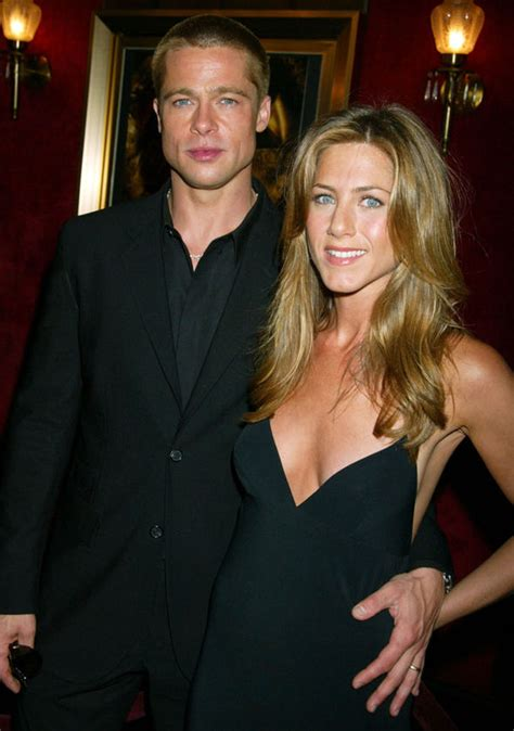 Is Jen Aniston Spending W The Pitts by Aniston Denies Reports She Cheated On Brad Pitt