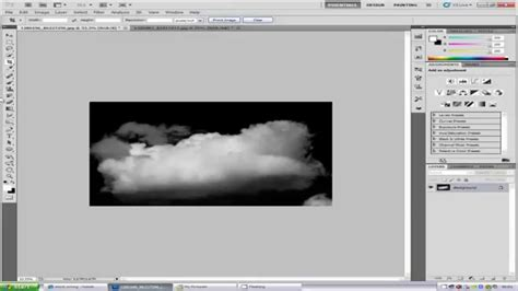 youtube photoshop tutorial cs5 photoshop cs5 cloud brush tutorial youtube